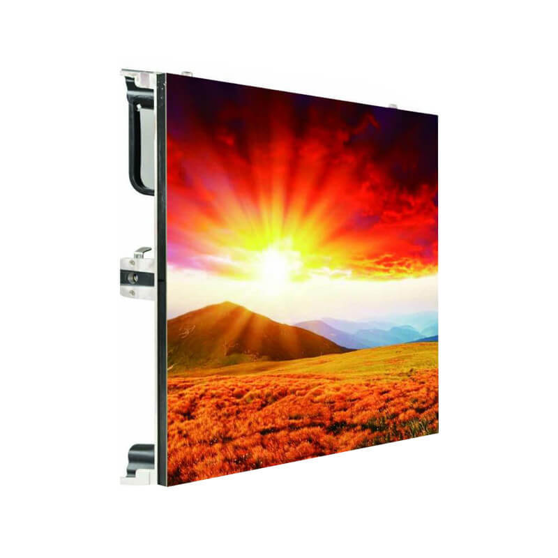 Indoor Led Display Screen 480*480 Alu Cabinet Series H1875