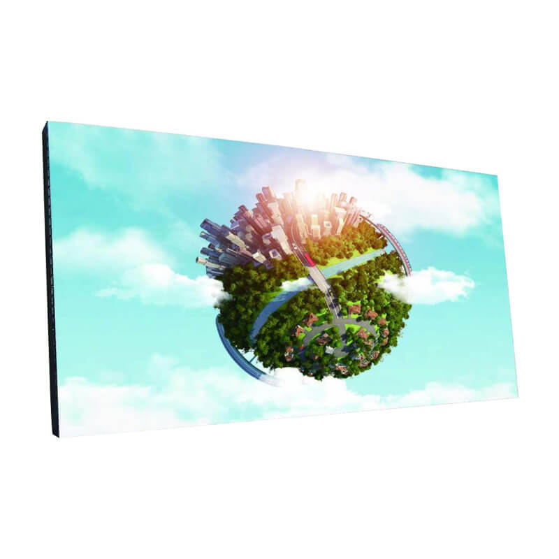 Outdoor Led Display Screen Full Color SMD Series Energy-saving