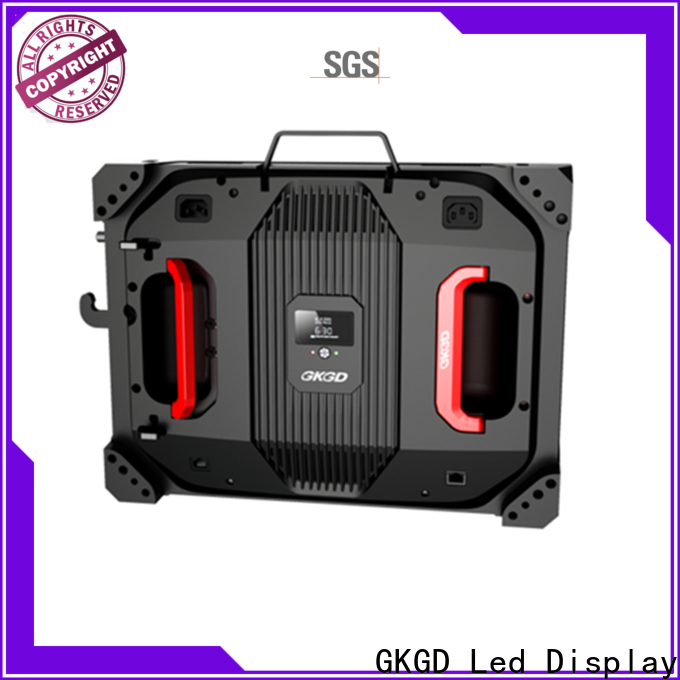 GKGD alphanumeric led display supply for stage