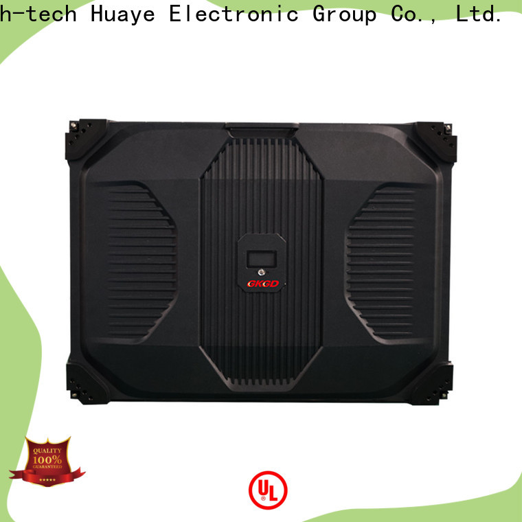 GKGD led display case factory for stage