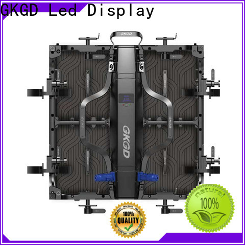 GKGD color led display manufacturers for stage
