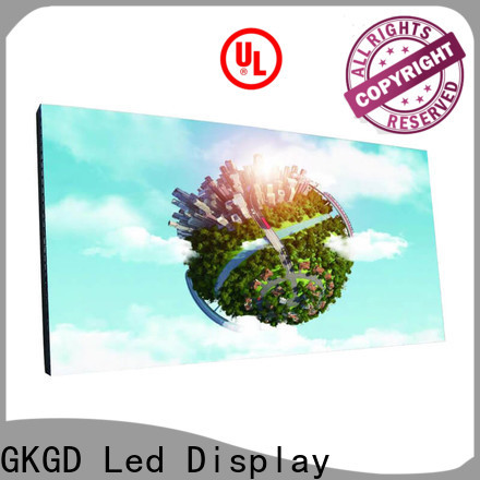 GKGD full colour led display manufacturers for entertainment venues