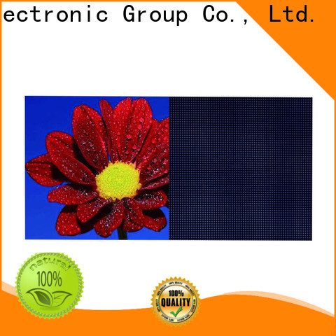 GKGD stage led display factory for hospitals