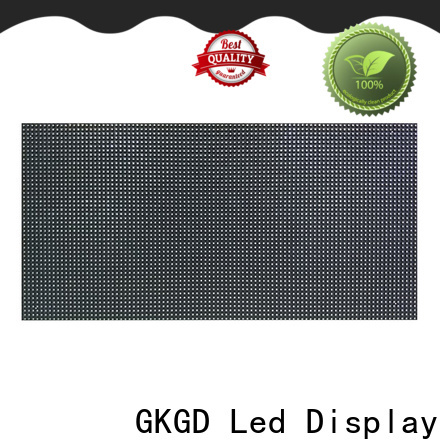 GKGD Top led display sign board for business for entertainment venues