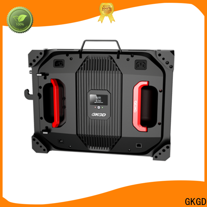 GKGD Top p10 rgb led module factory for stage