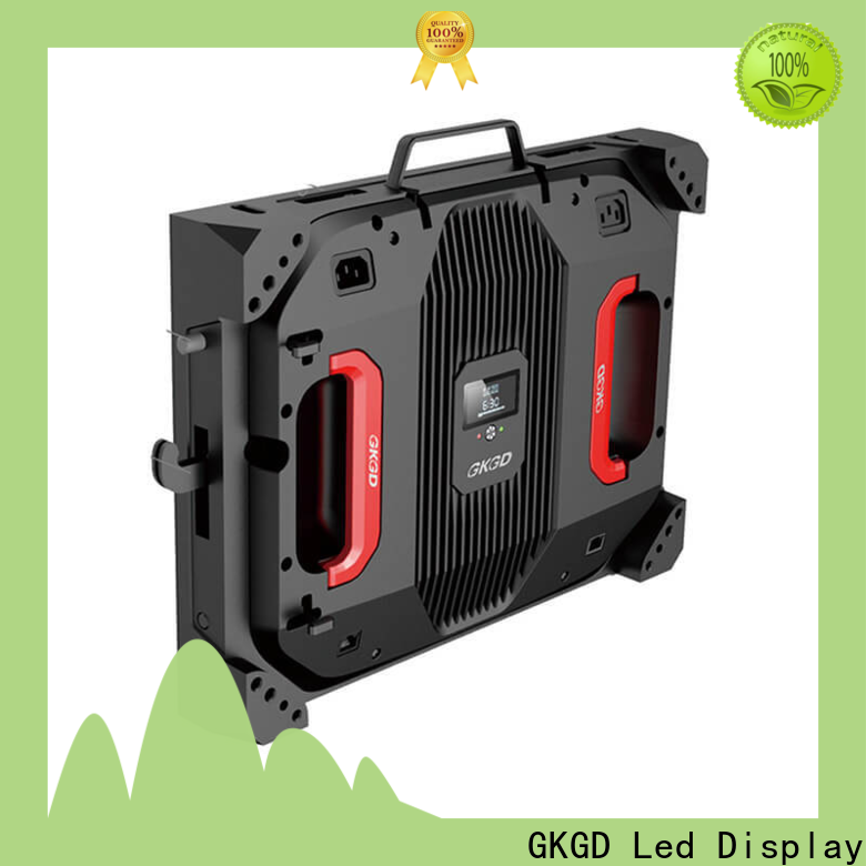 GKGD New led clock display module factory for studio