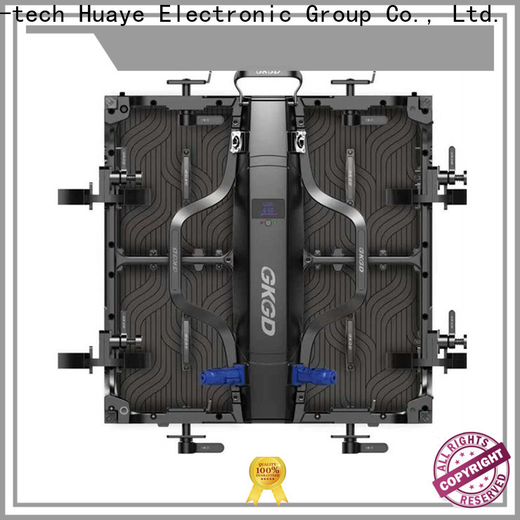 GKGD Top led wall display screen company for stage