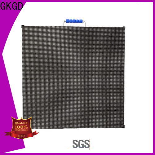GKGD led scrolling message board supply for exhibition center