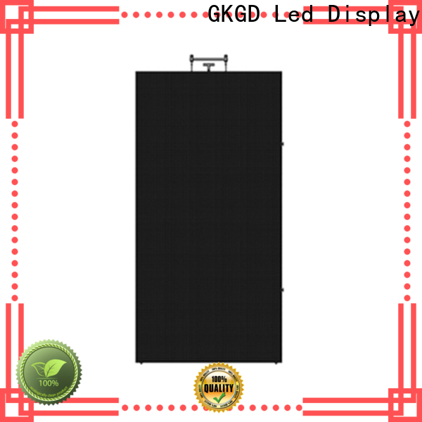 GKGD Best p10 full color led display supply for wedding decoration