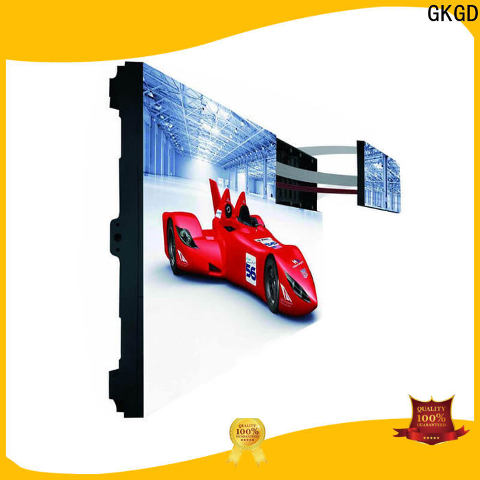 GKGD smd led display suppliers for exhibition halls