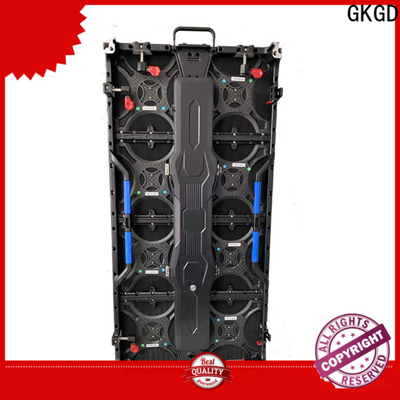 GKGD New programmable electronic display boards company for stage