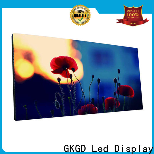 GKGD New outdoor full color led module suppliers for stadiums