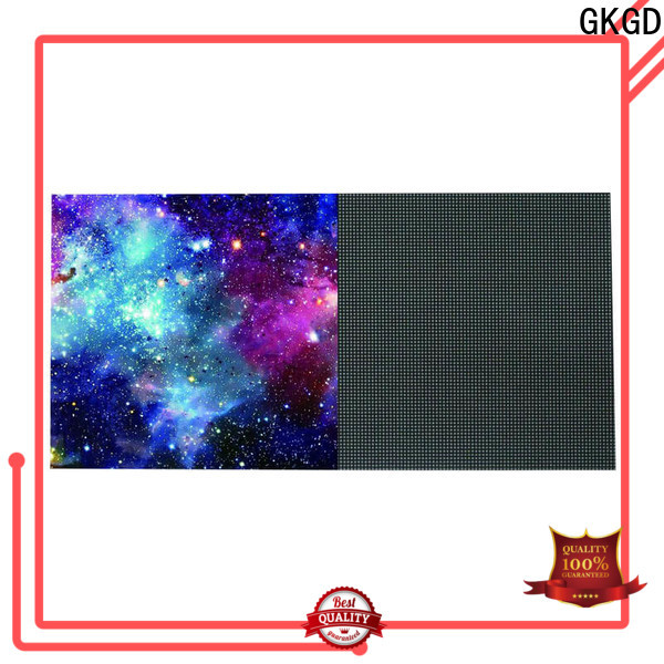 GKGD New electronic sign board price factory for cinemas