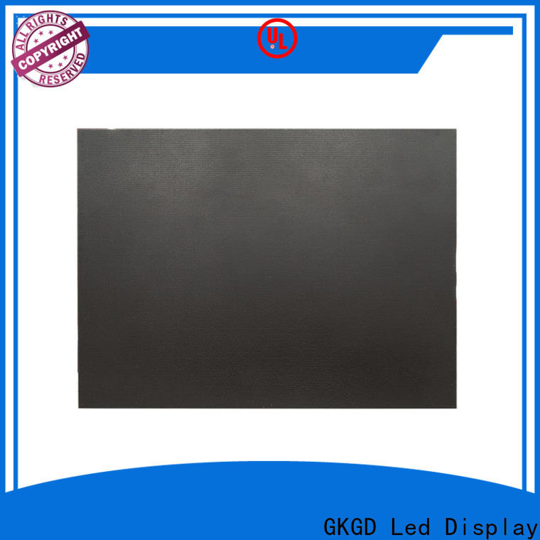Latest p6 led display module supply for wedding decoration