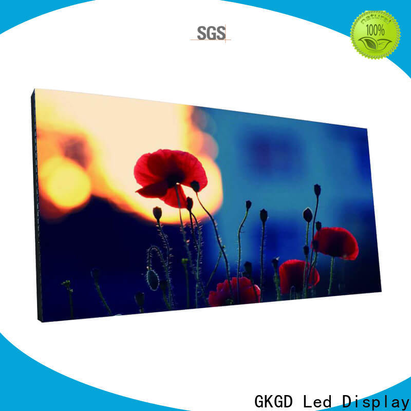 GKGD led display screen price manufacturers for shopping mall