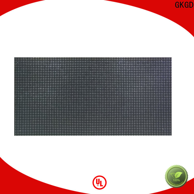 GKGD Latest concert led screen factory for conference rooms
