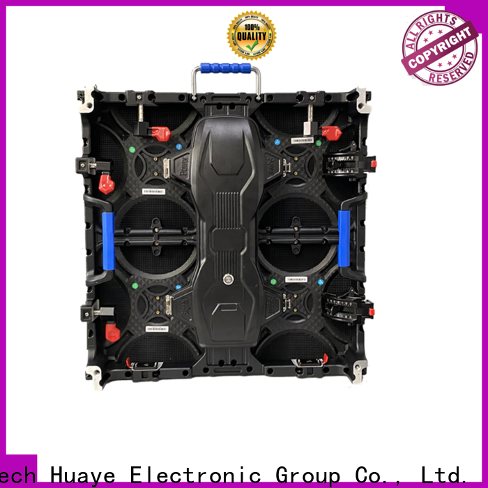High-quality electronic display board price supply for stage