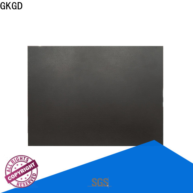 GKGD Best led display working factory for stage