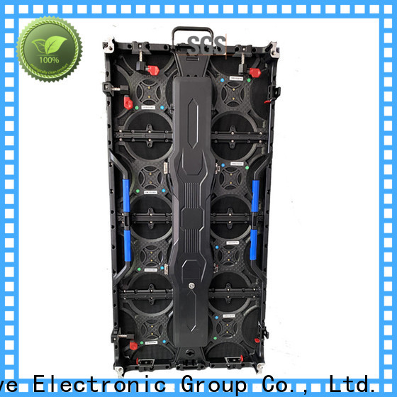 GKGD led display cost factory for exhibition center