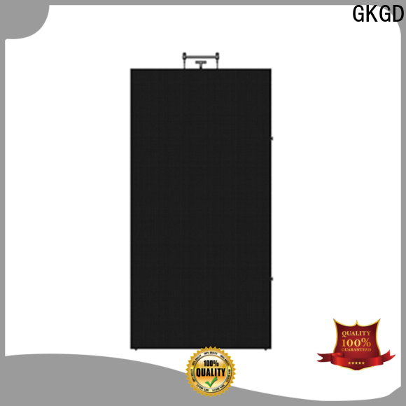 GKGD High-quality spinning led display suppliers for studio