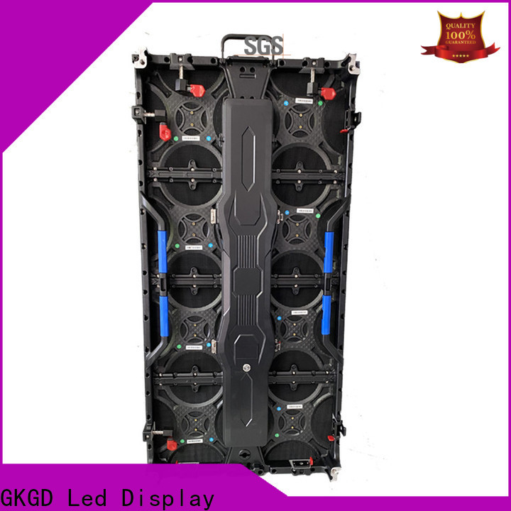 Best programmable led screen factory for stage