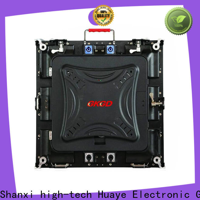 Custom p10 outdoor full color led display price manufacturers for stage