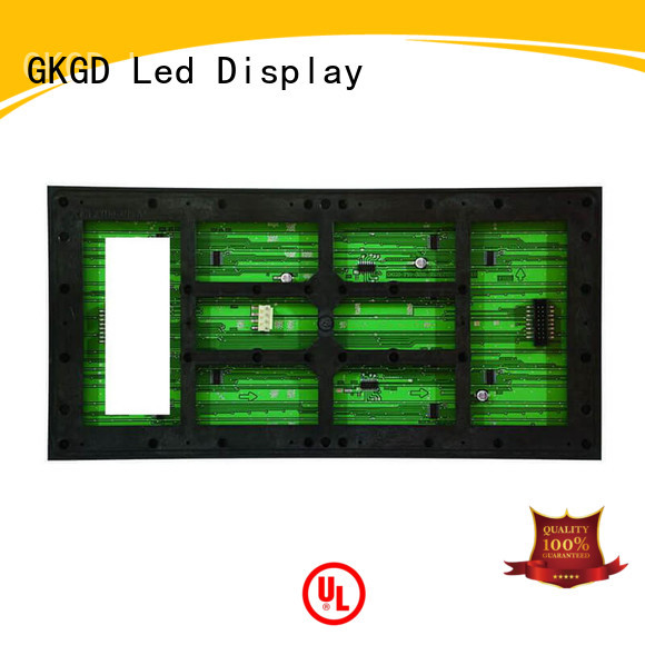 GKGD affordable led signs factory for stage