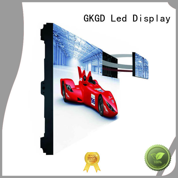 New led display board price factory for cinemas