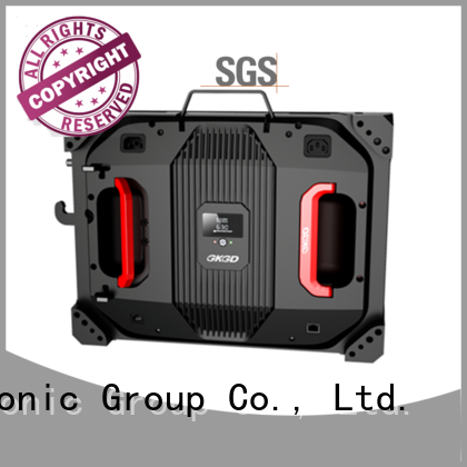 GKGD Best led display board price company for wedding decoration