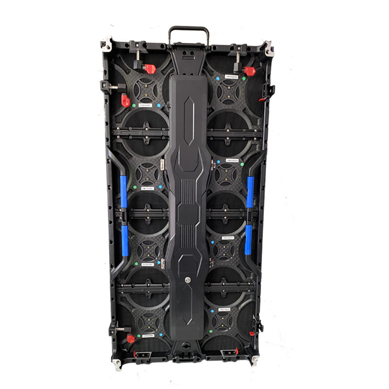 Rental Outdoor/ Indoor P3.9/ P4.8 LED Display With 500*1000 Cabinet