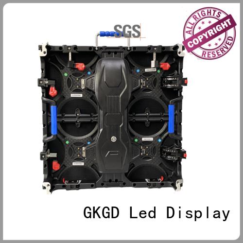 GKGD full color led module company for studio